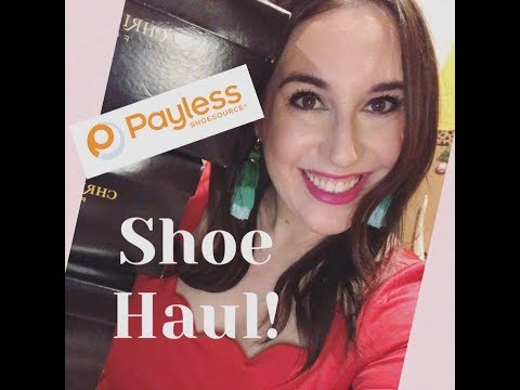 Payless Pre-Black Friday Sale HAUL | The Daily AMG