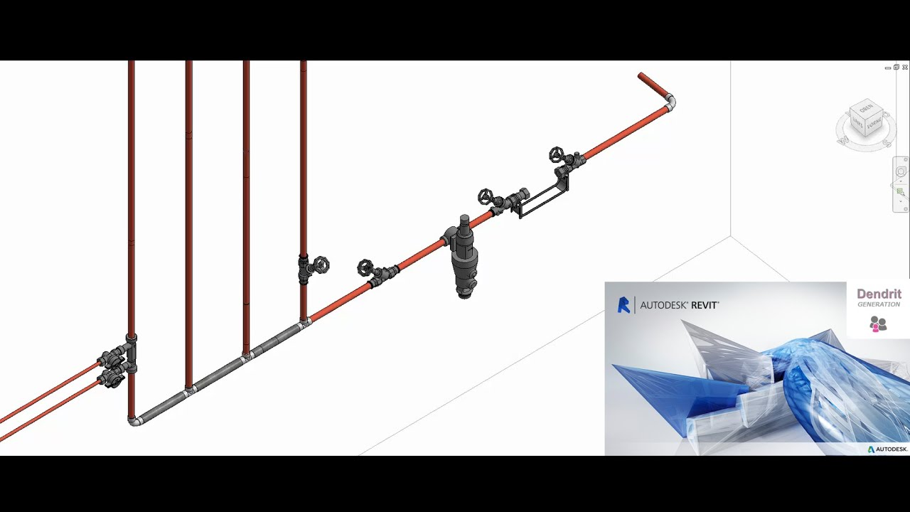 Youtube Video: Dendrit Generation Add-In für Autodesk-Revit