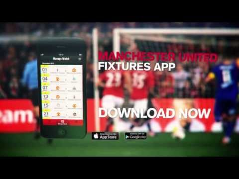 Manchester United Fixtures App