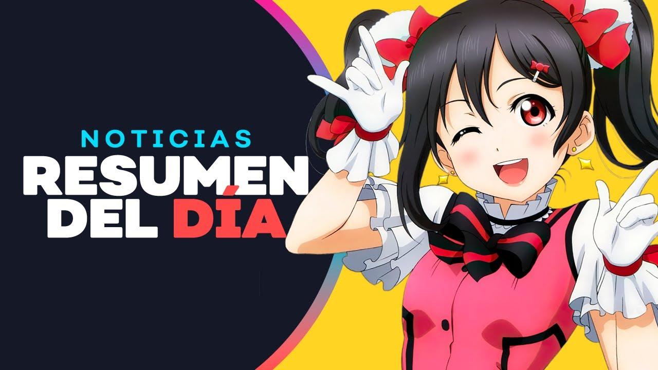 Love Live! Cumple 10 Años, Trigun tendrá un Nuevo Anime y más - Noticias