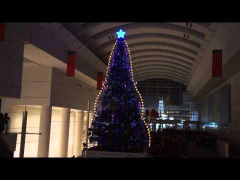 Queen's Square Yokohama Christmas 2012