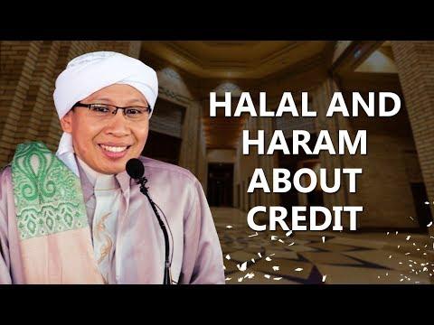 Halal Haramnya Kredit / Halal and Haram about Credit - Buya Yahya