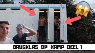 DOUCHEN IN DRENTHE!? BRUGKLAS OP KAMP (deel 1) | Vincent Visser