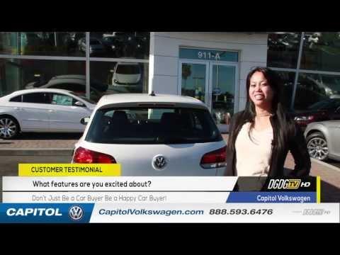 2013 Volkswagen GTI Customer Testimonial | Capitol VW | San Jose, CA