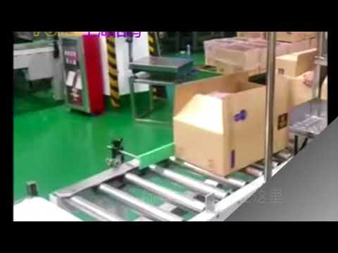 Automatic Ice Cream Production Line Packing Conveyor Systems