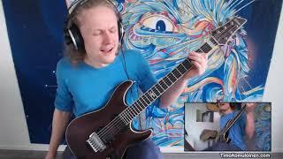 DARK FORTRESS - The Silver Gate (guitar cover)