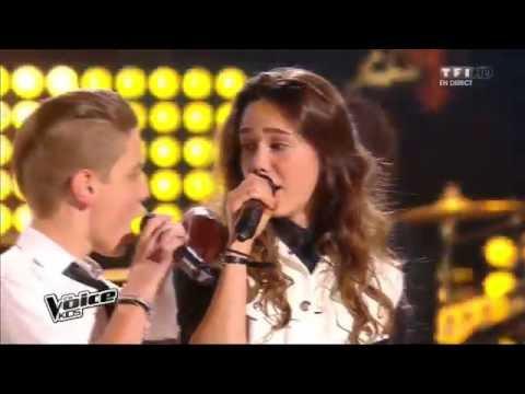 The Voice Kids 2015 | Louis Bertignac et ses talents - Love Me Do (The Beatles) | Finale