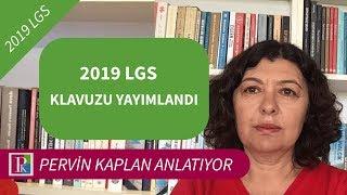 2019 LGS KILAVUZU YAYIMLANDI