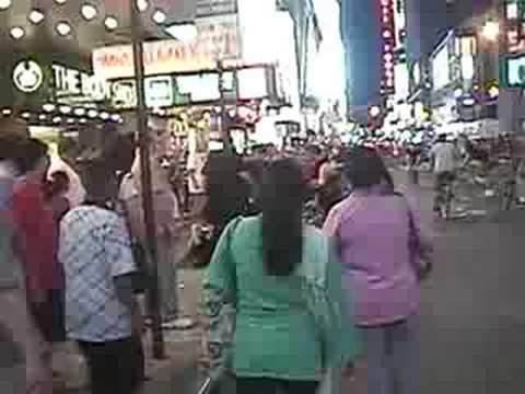 Critical Mass Bicyclist Assaulted by NYPD