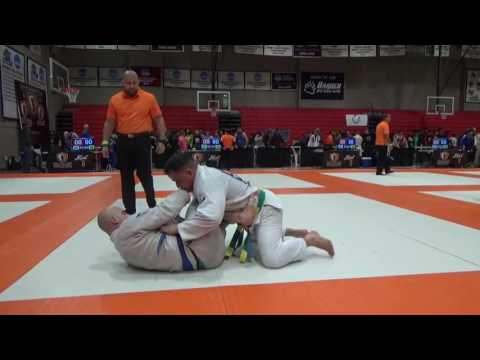 Grappling Industries NYC Mat4