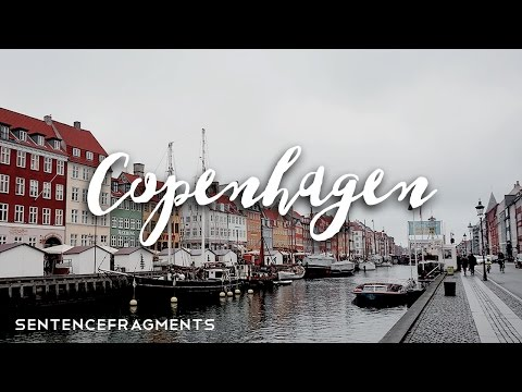 COPENHAGEN || travel film ❤