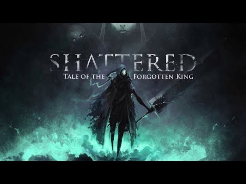 Shattered - Tale of the Forgotten King 1080p Gameplay No Commentary PC |