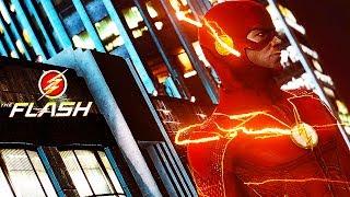 The Flash - RUN BARRY RUN ! (GTA 5 Flash Mod)
