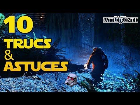 10 TRUCS & ASTUCES EN CHASSE EWOK (Guide) | Star Wars Battlefront 2