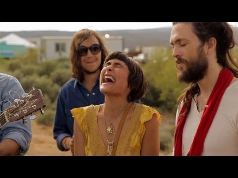 Edward Sharpe & The Magnetic Zeros  Home  Road Trippin with Ice Cream Man