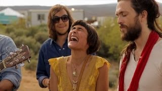 Edward Sharpe & The Magnetic Zeros - Home Live  Road Trippin' With Ice Cream Man