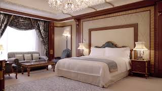 Will make you feel right at home from the moment you arrive at The Ritz-Carlton, Jeddah