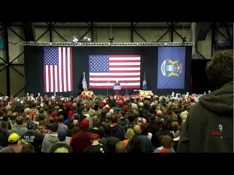Full Speech: Donald Trump Rally in Grand Rapids, MI 10/31/16