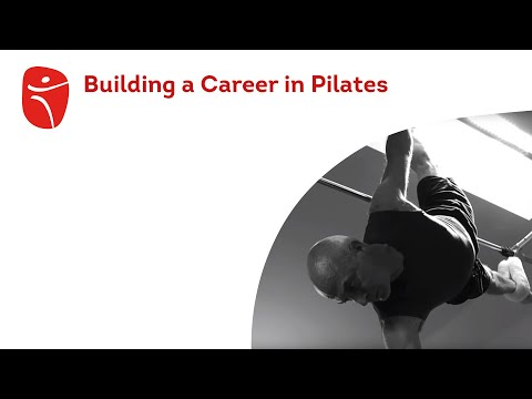 Building a Career in Pilates