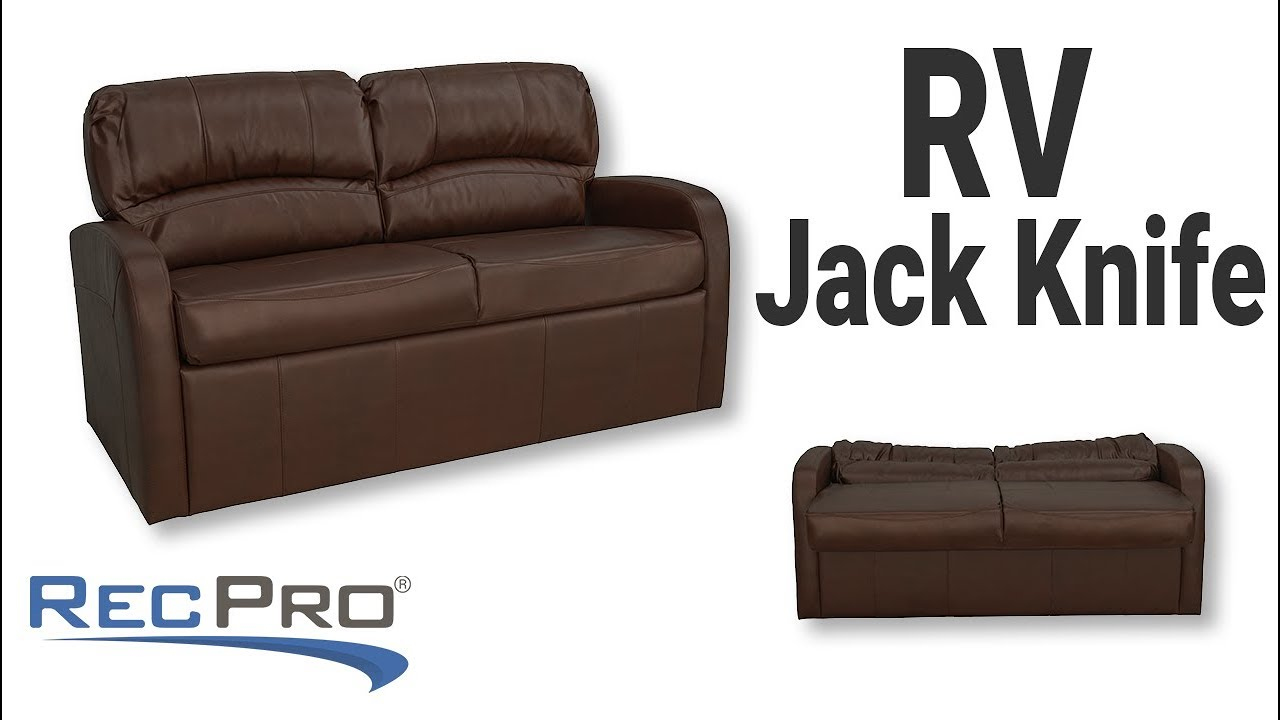Rv Jack Knife Sofas
