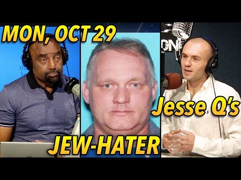 Mon, Oct 29: Jew-Hater Murders 11; Conservatives Question Jesse