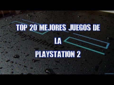 Top 20 Mejores Juegos de Playstation 2