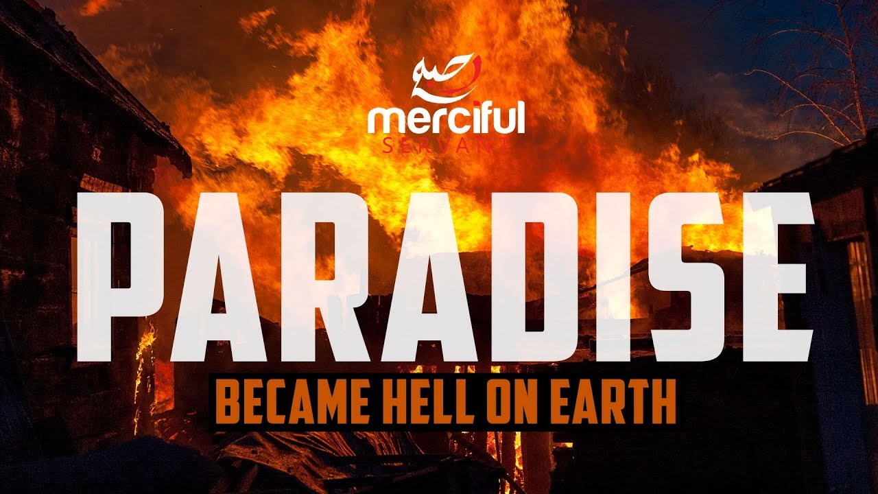 PARADISE BECAME HELL ON EARTH! (END TIMES)