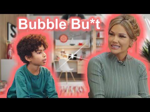 Deutsche Memes ... Was ist ein Bubble Bu*t?