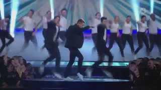 Idol 2014 Final - Darin, Danny & Linnea Henriksson uppträder
