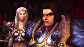 Deutsche Allianz Cinematic zum neuen Horde Kriegshäuptling [Spoiler] World of Warcraft