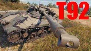 【WoT:T92】ゆっくり実況でおくる戦車戦Part438 byアラモンド