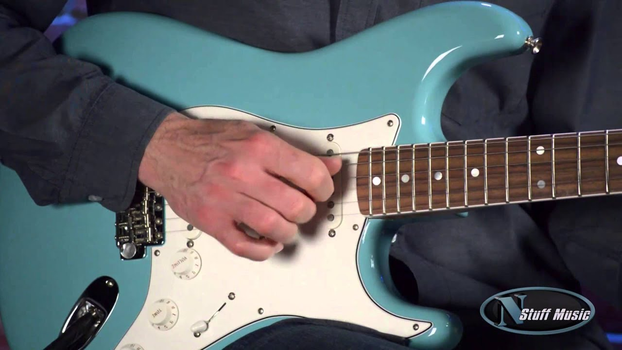 Fender Eric Johnson Signature Stratocaster N Stuff Music Youtube