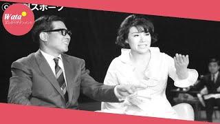 俳優、歌手、タレント、舞踊家とマルチに活躍した朝丘雪路(あさおか・...