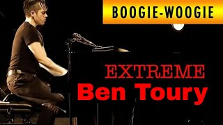 Extreme fast boogie woogie piano solo - Ben Toury