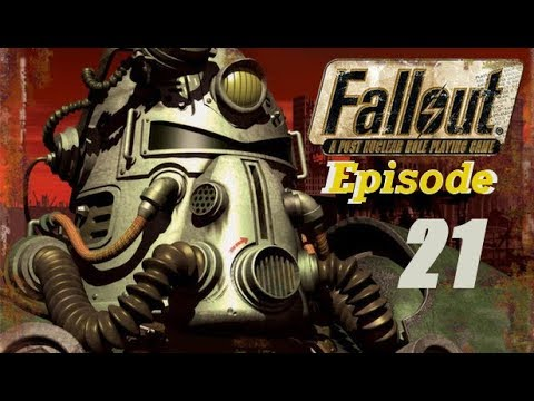 Fallout 1 - Episode 21 - The Hub |