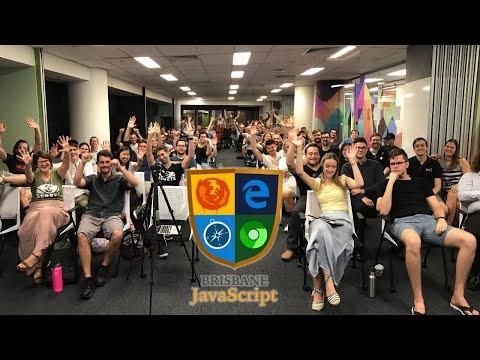 BrisJS - June 2020 - Live Stream - Frontend Application Bundles, WebAuthn, Our Path To NextJS