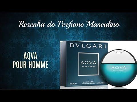 Aqva Pour Homme - Bvlgari ( resenha). Alquimia dos Perfumes 762df2beaa