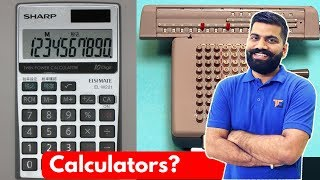 Calculators Explained!!! Counting Numbers??