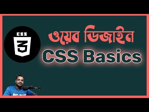 CSS Tutorial for Beginners - 06 - CSS Border thumbnail