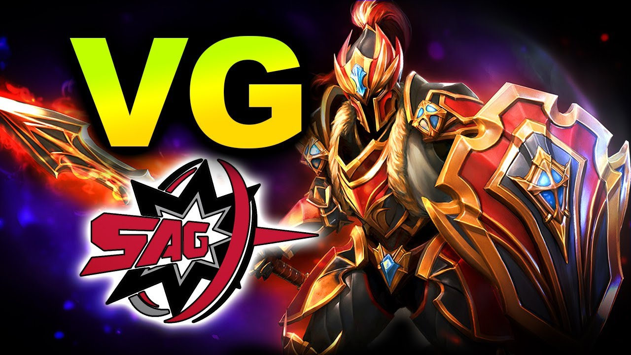 VICI GAMING vs SAG - GRAND FINAL CHINA - BEYOND EPIC DOTA 2