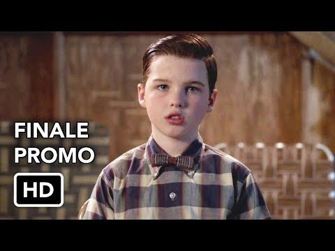 """Young Sheldon 2x22 Promo """"A Swedish Science Thing and the Equation for Toast"""" (HD) Season Finale"""