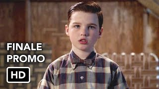 "Young Sheldon 2x22 Promo ""A Swedish Science Thing and the Equation for Toast"" (HD) Season Finale"