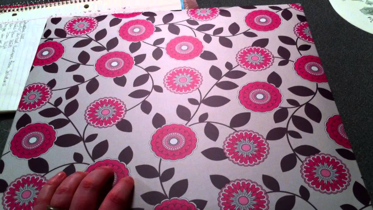 Another Organizing Product And My Engagement Scrapbook Update Youtube