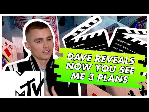 Dave Franco Reveals Now You See Me 3 Plans!  MTV