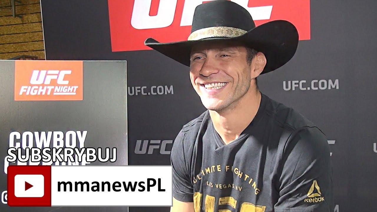 UFC FN 118: Donald Cerrone will test Darren Till's with low kicks