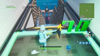 I HAVE THIS DEATHRUN OF 70 LIVE ON FORTNITE [CODE]