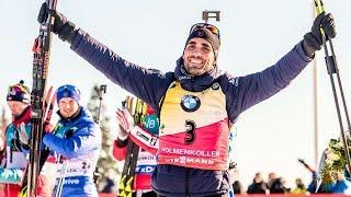 MARTIN FOURCADE - POURSUITE OSLO-HOLMENKOLLEN 2018