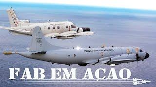 FAB em Ação - Aviação de Patrulha