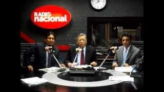 Anibal Sánchez, Subjefe del Instituto Nacional de Estadistica e Informatica