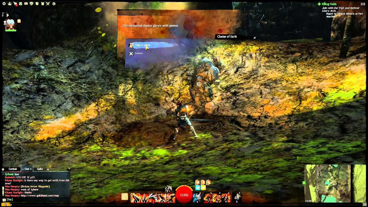 Guild Wars 2 - Dierdre\'s Steps + Hidden Garden Jumping Puzzle Guide!